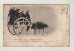 Zanardelli In Basilicata Passaggio Dell'agri - Unclassified