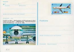 Germany Mint Postal Stationery Card (ganzsache) - Postcards - Mint