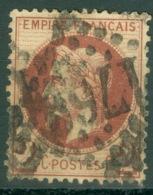 Frankreich 25 O Altsignatur Starauschek - 1863-1870 Napoléon III. Laure