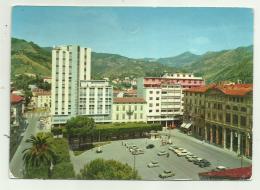 CARRARA - PIAZZA FARINI  VIAGGIATA FG - Carrara