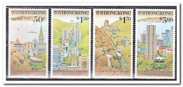 Hong Kong 1988, Postfris MNH, 100 Years Mountain Railway - 1997-... Région Administrative Chinoise