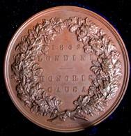 1862 Londini - Honoris Causa - Hartmann. Class III. - L.C. Wyon - Professionals/Firms
