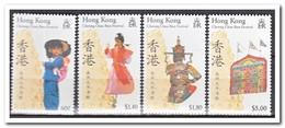 Hong Kong 1989, Postfris MNH, Cheung-Chau-Bun-Festival - 1997-... Chinese Admnistrative Region