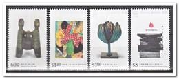 Hong Kong 1989, Postfris MNH, Modern Art - 1997-... Région Administrative Chinoise