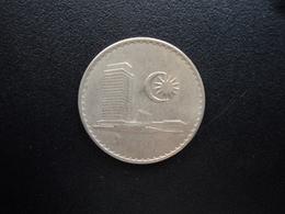 MALAISIE : 20 SEN  1967   KM 4     SUP - Malaysia