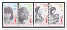 Hong Kong 1988, Postfris MNH, Umbrella Organization Of Charity Organizations - 1997-... Région Administrative Chinoise