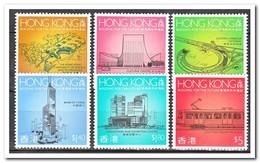 Hong Kong 1989, Postfris MNH, Buildings - 1997-... Région Administrative Chinoise