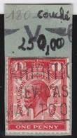Great  Britain    .   Yvert     180a   1929      .        O      .   Gebruikt    .     /    .     Cancelled - 1902-1951 (Koningen)