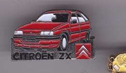 Pin's   CITROEN ZX - Citroën