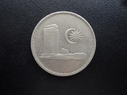 MALAISIE : 50 SEN  1982   KM 5.3    SUP - Malaysia