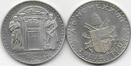 Italie Vatican - 2 Médailles Du Pape Jean Paul II - Italie