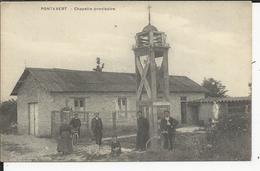 Pontavert  Chapelle Provisoire  Ave Monsieur Le Curé Et Autres Haitants - Francia