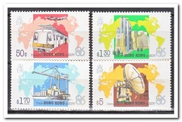 Hong Kong 1986, Postfris MNH, Special Exhibition EXPO '86 Vancouver - 1997-... Région Administrative Chinoise
