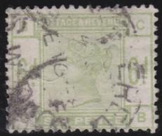 Great  Britain    .   Yvert   83        .    O      .   Gebruikt    .     /    .     Cancelled - 1840-1901 (Victoria)