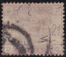 Great  Britain    .   Yvert   78        .    O      .   Gebruikt    .     /    .     Cancelled - 1840-1901 (Victoria)