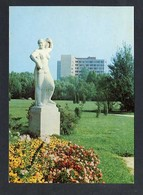 Hungría. Budapest *Park. Helikon Statue* Foto: Szelényi László. Nueva. - Hungría