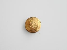 Botón Carolina Del Norte. Estados Confederados De América. El Sur. Guerra De Secesión. 1861-1865. Réplica - Buttons