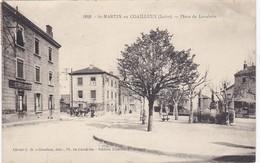 Saint Martin En Coailleux   Place De Lavalette - Autres Communes