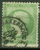 Frankreich 19 O - 1863-1870 Napoléon III. Laure