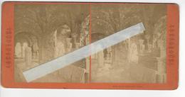 BELGIQUE GAND GENT Circa 1870 PHOTO STEREO /FREE SHIPPING REGISTERED - Photos Stéréoscopiques