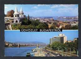 Hungría. Budapest *Greetings From Budapest* Nueva. - Hungría