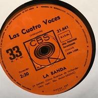 Sencillo Argentino De Las Cuatro Voces Año 1967 - Vinyl Records