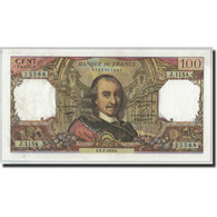 France, 100 Francs Corneille, 1978, 1978-02-02, SPL, Fayette:65.61, KM:149f - 1962-1997 ''Francs''