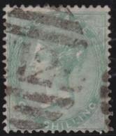 Great  Britain    .   Yvert  20    1855-57     .    O      .   Gebruikt    .     /    .     Cancelled - 1840-1901 (Victoria)