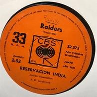Sencillo Argentino De Raiders Año 1971 - Rock