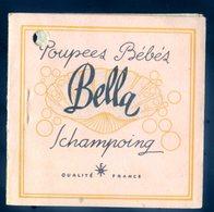 Schampoing Poupées Bébés Bella  Avril18-20 - Poupées