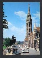 Hungría. Budapest *Matthias Church...* Foto: MTI Potzmann János. Nueva. - Hungría