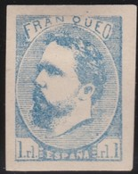 Navarre   .           Yvert   .    1     .            (*)    .        No  Gum - 1873 1. Republik
