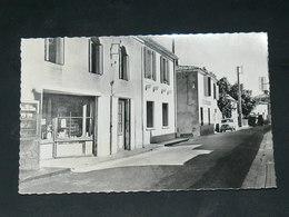 L EGUILLE SUR SEUDRE  / ARDT  SAUJON     1950   /     RUE   & COMMERCES   ....... - Autres Communes