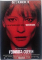 Folleto De Mano. Película Veronica Guerin. Cate Blanchett. Joel Schumacher - Merchandising