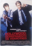 Folleto De Mano. Película Hollywood Departamento De Homicidios. Harrison Ford. Josh Hartnett. Lena Olin - Merchandising