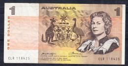 AUSTRALIA 1973.ISABEL 2ª Y Pinturas Rupestres. 1 Dolar  EBC .B406 - Emisiones Gubernamentales Decimales 1966-...