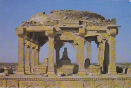 Historical Chaukandi Tombs (tombeau) - Karachi - Circ 1999 - Pakistan
