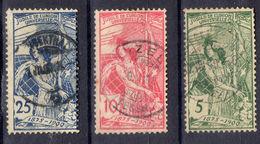 "SUISSE ! Timbres Anciens De 1900 ""UPU"" N°86 à 88 - 1882-1906 Armoiries, Helvetia Debout & UPU"