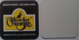Posavasos Cerveza Moeder Overste. Bélgica - Sous-bocks