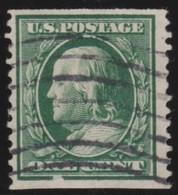 USA      .     Yvert   .    167 (C)    .      O   .       Cancelled   .    /    .    Gebruikt - Gebruikt