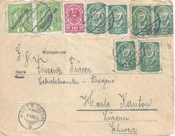 Ausland Brief  Wien - Hasle (Luzern)          1920 - 1918-1945 1a Repubblica
