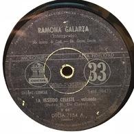 Sencillo Argentino De Ramona Galarza Año 1964 - World Music