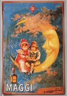 Werbung Maggi Plakat Reklame Schild Motiv Von 1900 Cham Suisse Schweiz Switzerland Neudruck Repro - Publicités