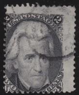 USA      .           Yvert   .    27       .           O   .       Cancelled   .    /    .    Cancelled - 1847-99 Algemene Uitgaves