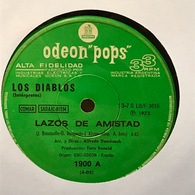 Sencillo Argentino De Los Diablos Año 1973 - Sonstige - Spanische Musik