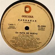 Sencillo Argentino De Barrabas Año 1981 - Rock