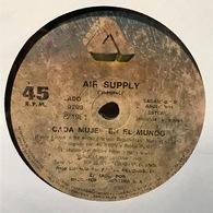Sencillo Argentino De Air Supply Año 1981 - Disco & Pop