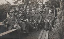 CPA - AK Unbekannte Soldaten Unknown Soldiers Soldat Inconnu Frankreich Belgien France Belgique WW1 Guerre 1. Weltkrieg - Personnages
