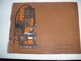 Catalogue AU BON MEUBLE 30 Rue Des Carmellites CAEN J MACAIRE Et Cie 67 Planches D' Interrieur .art Déco 1925 1930 - Publicités