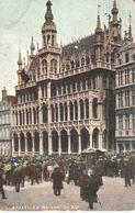 Bruxelles - CPA - Brussel - Maison Du Roi - Monuments, édifices